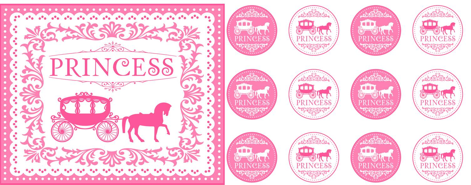 princess party printables tickled pink party ideas princess party printables group