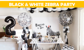 Black & White zebra party Icon.png