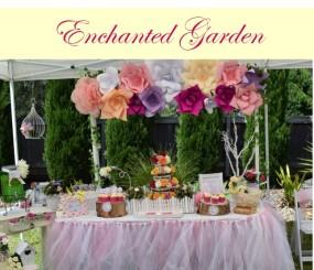 Enchanted Garden Baby Shower ico