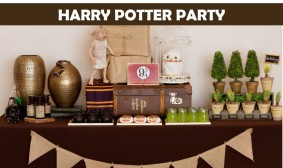 Harry Potter Party Icon