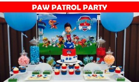 Paw Patrol Party Icon