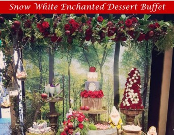 Snow White Dessert Buffet  icon
