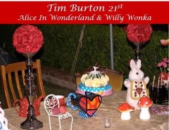 Tim Burton 21st