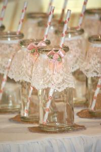 Baby Shower milk bottles
