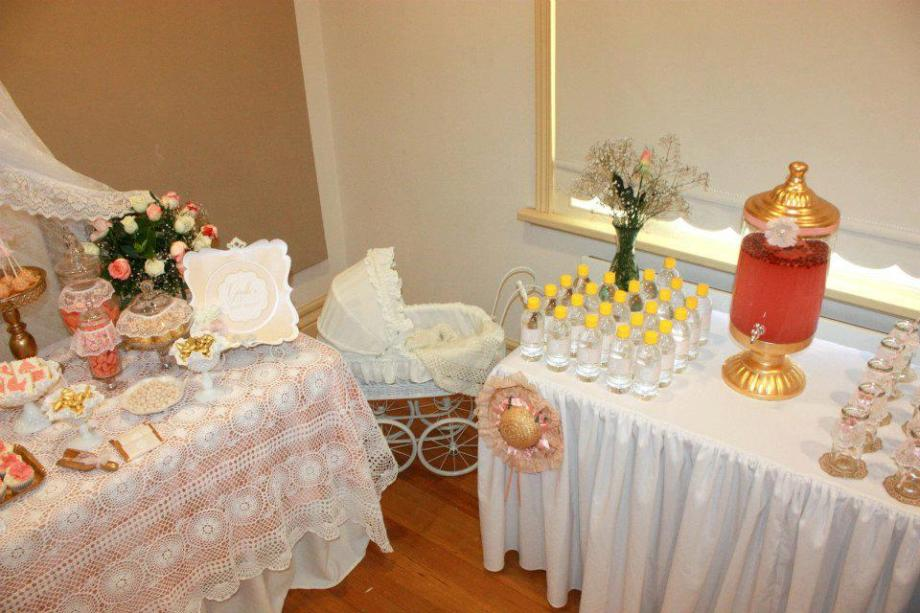 Baby Shower party table 2