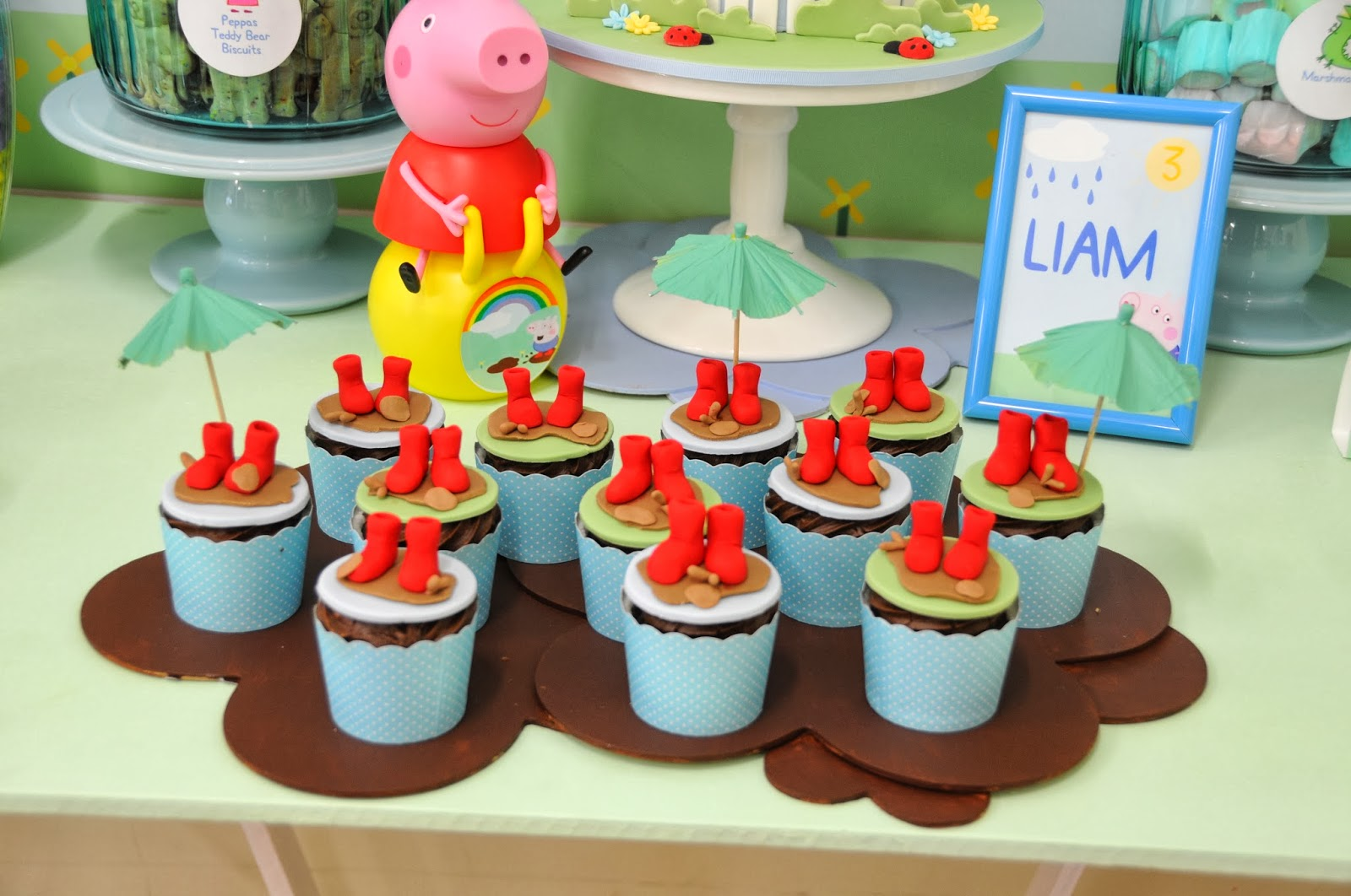 Peppa Pig Party Tickled Pink Ideas
