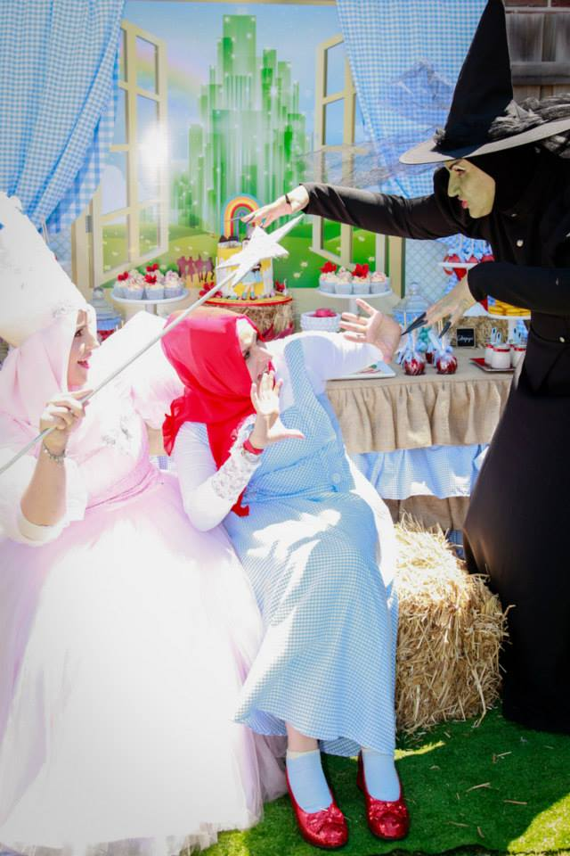 The Wizard Of Oz Party Tickled Pink Party Ideas