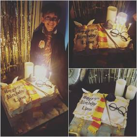 Harry Potter birthday party11