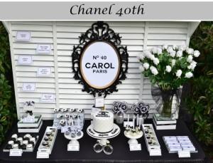 Chanel 40th