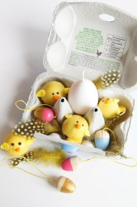 Easter egg carton kids gift-Mini Piccolini