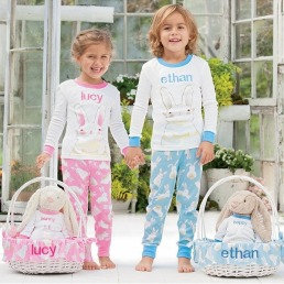 Easter pyjamas-Our Knight Life