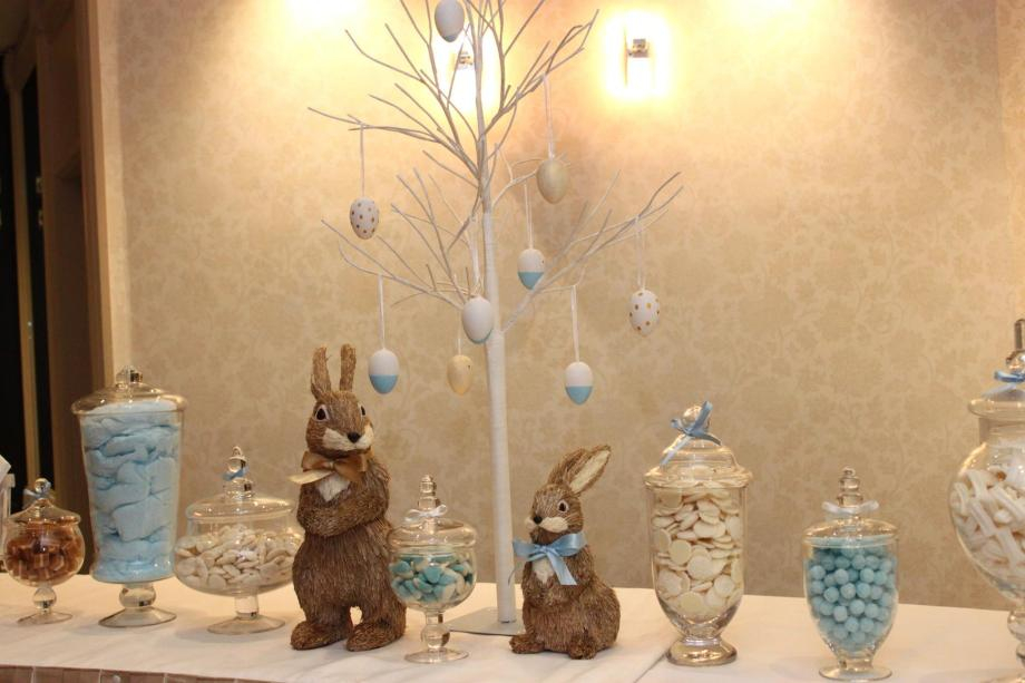 Peter Rabbit themed party Christening11