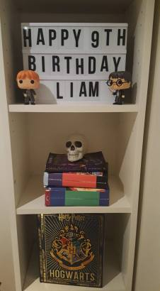 Harry Potter birthday party13