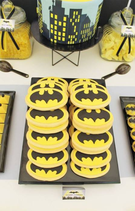 Batman Kids Party10