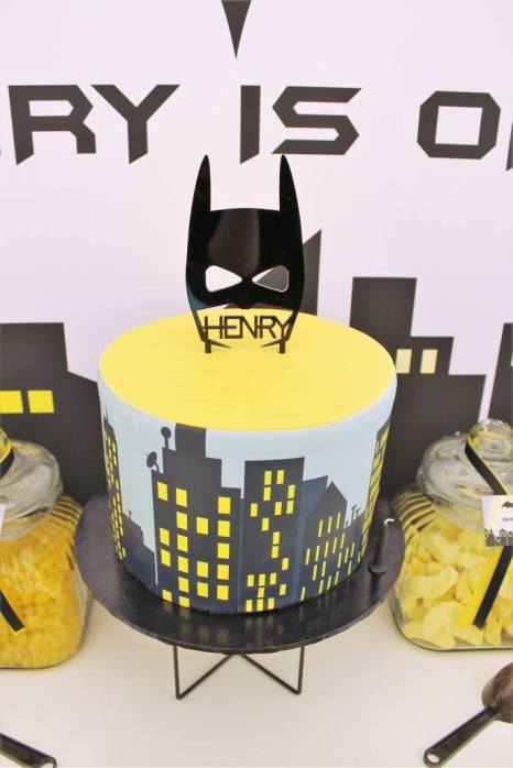 Batman Kids Party8