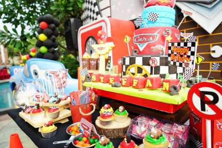 Disney Cars Party2-The Tru Happiness