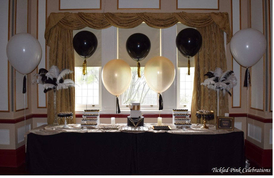 Great Gatsby 1920s party wedding dessert buffet2.jpg