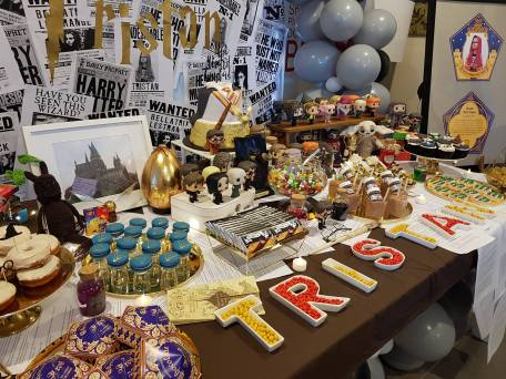 Harry Potter Birthay Party