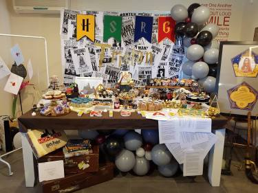 Harry Potter Birthday Party3