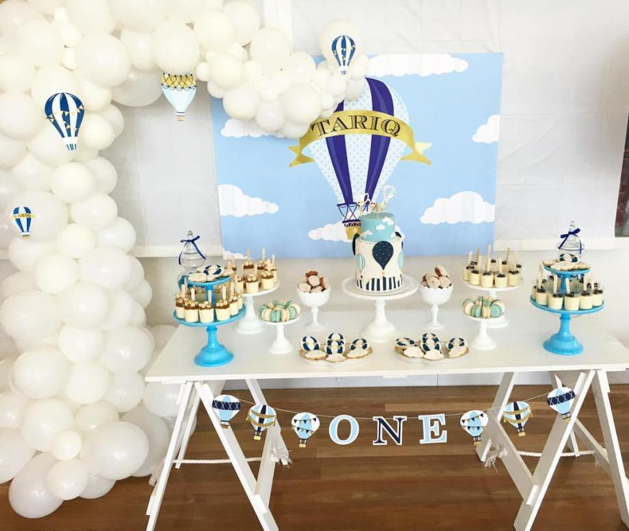 Hot Air Balloon Party3-XOXO Events