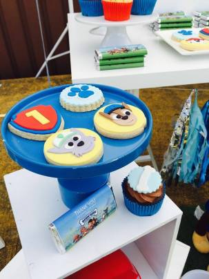 Paw Patrol Party-Sweet Finesse Event Styling