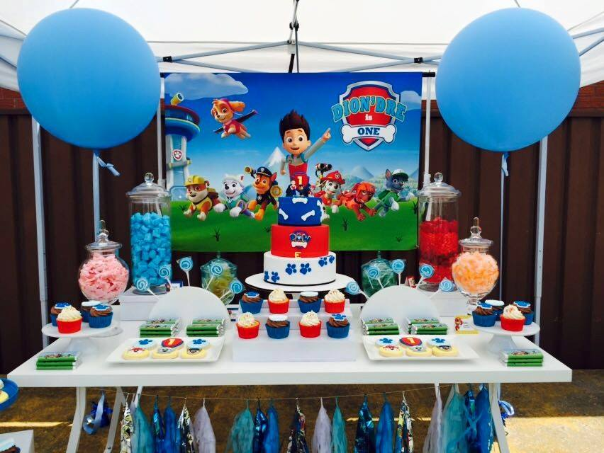 Paw Patrol Party-Sweet Finesse Event Styling3