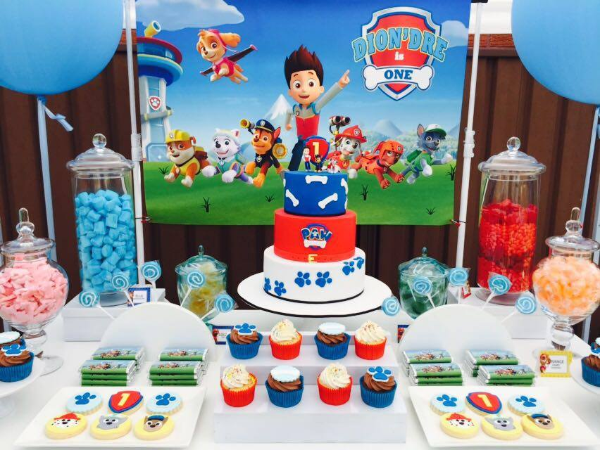 Paw Patrol Party12