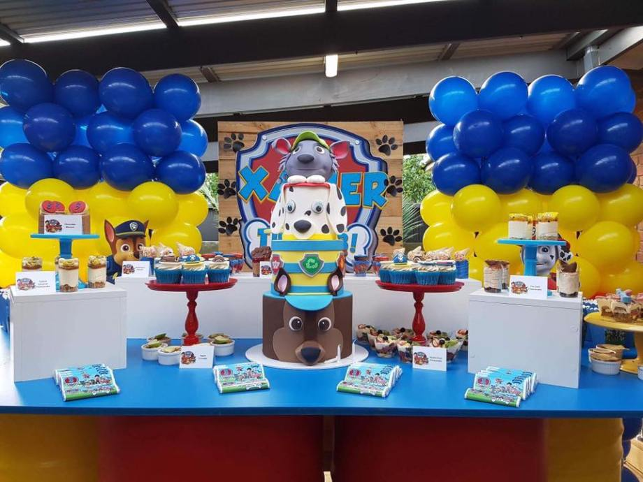 Image result for PAW PATROL DIY PARTY IDEAS