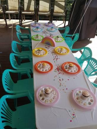 Rainbow Carousel Party3