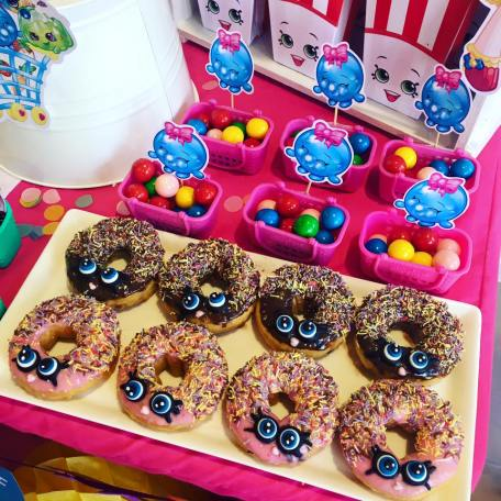 Shopkins Girls Party3