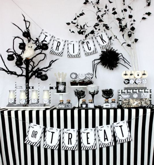 Halloween Lolly buffet-Pinterest