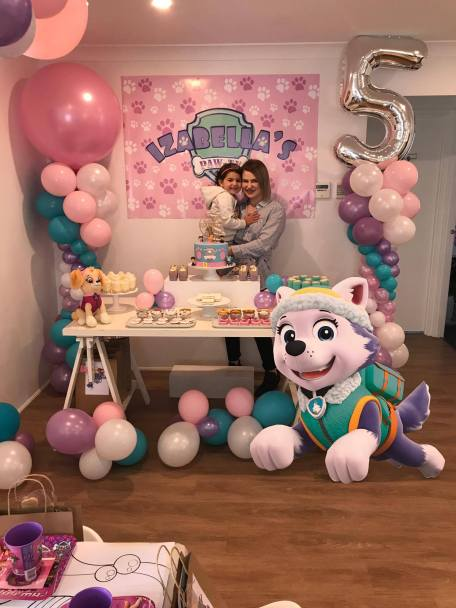 Girls Paw Patrol Party2