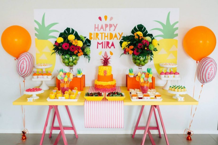 Tutti Fruitti Party - Sugar Coated Mama and Sweet & Styled