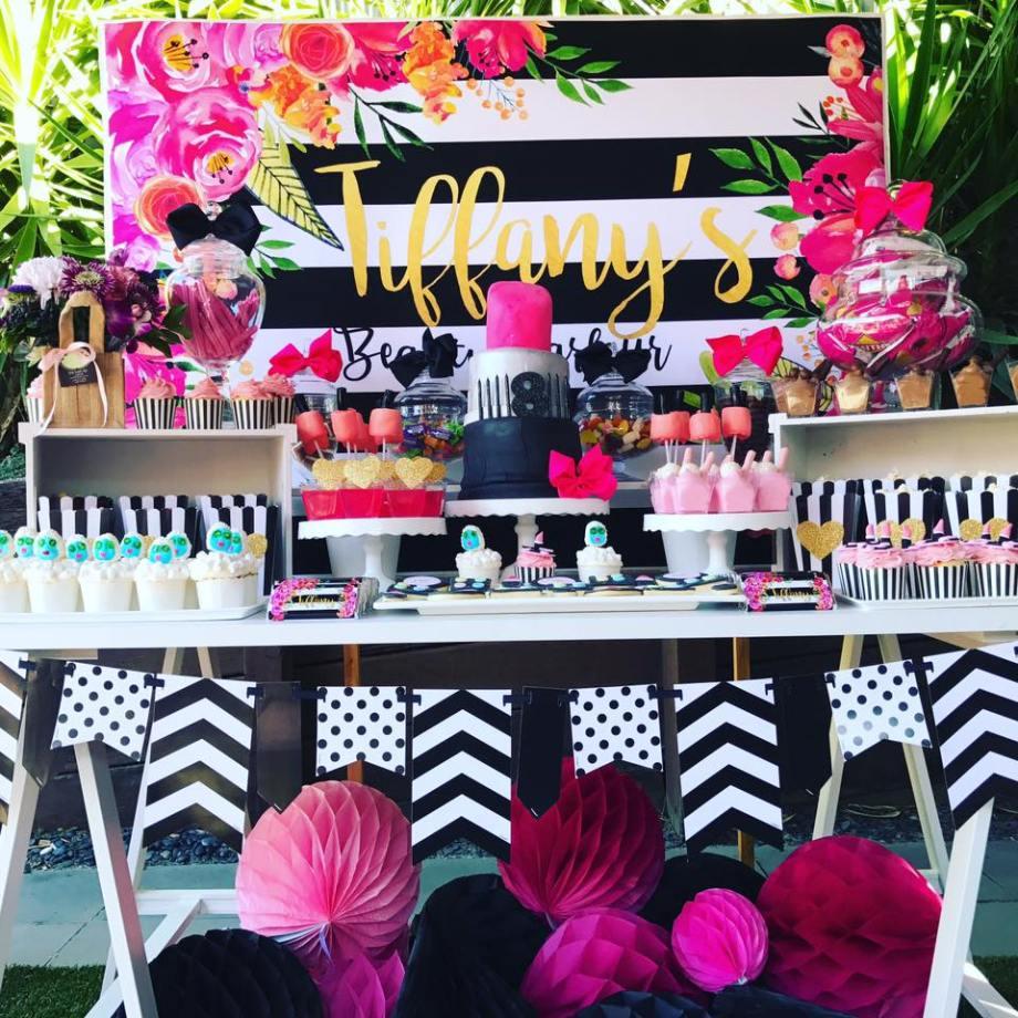 Beauty Parlour Kids Party4