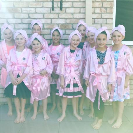 Beauty Parlour Kids Party5