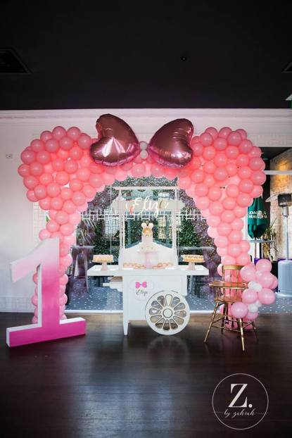 Minnie Mouse Kids Party6