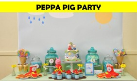 Peppa Pig Party icon