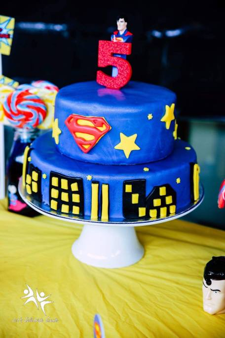 Superheroes Party6