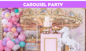 Carousel Party Icon