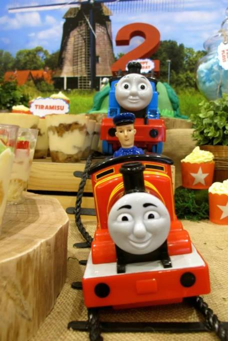 Thomas Party2