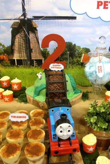 Thomas Party3