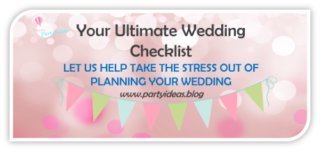 Your Ultimate Wedding Checklist Header Banner