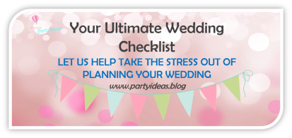 Your Ultimate Wedding Checklist Header Banner