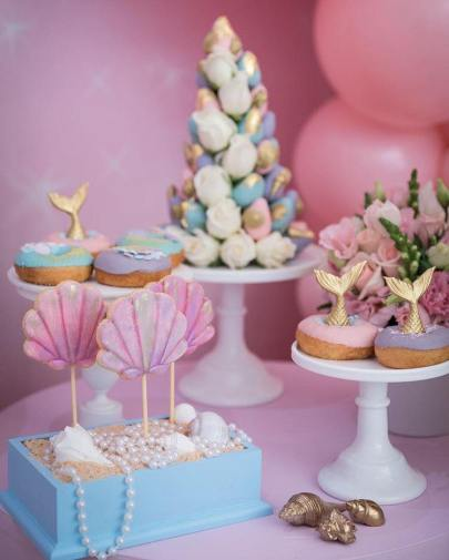 Mermaid Party Ideas7